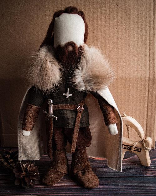 Aivars Viking doll