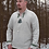 Thumbnail: Valknut shirt with green embroidery and runes