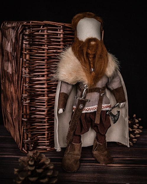 Torsten Viking doll
