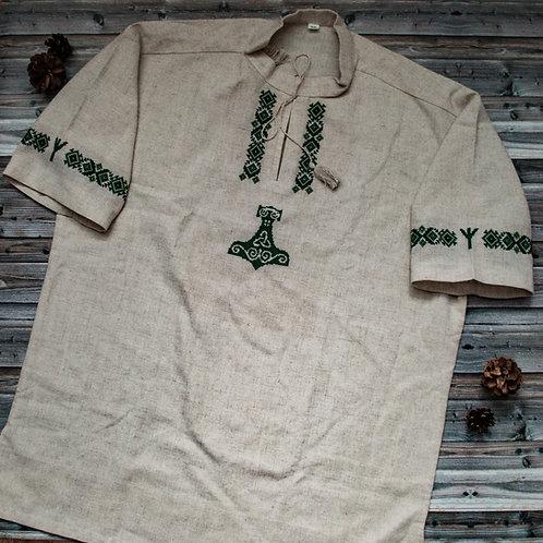 Mjolnir short sleeve shirt