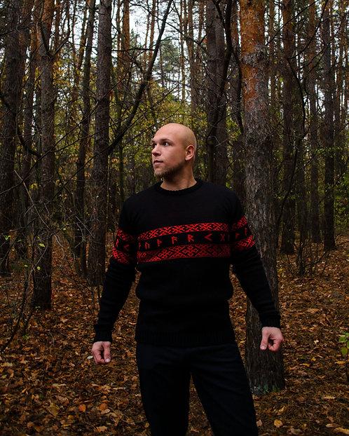 Runic sweater unisex