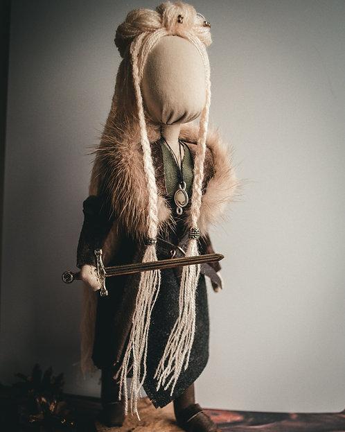 Ilva warrior doll