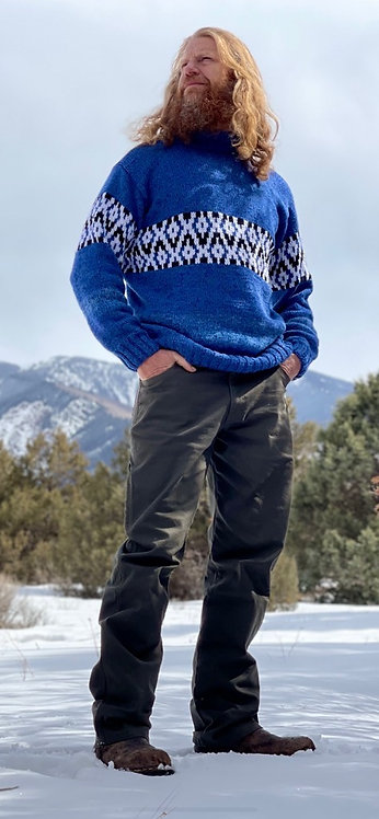 Traditional sweater