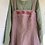 Thumbnail: Set viking dress and apron with embroidery