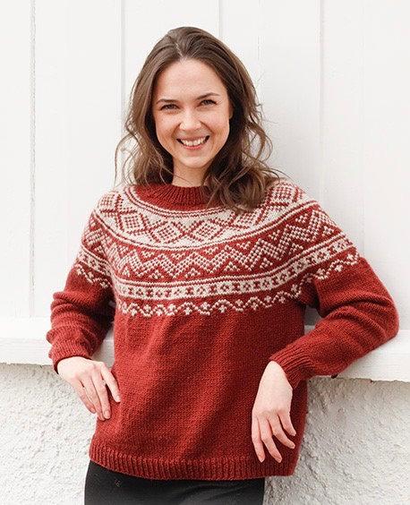 Icelandic traditional sweater
