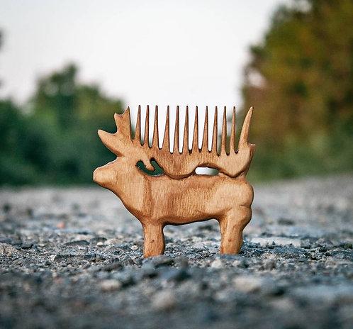 Moose comb