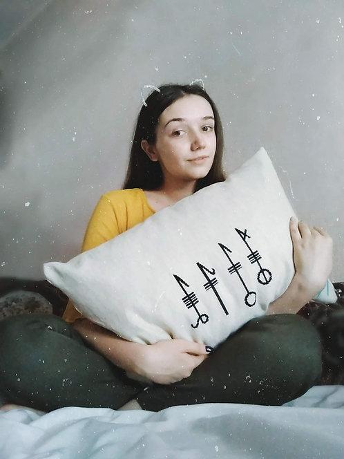 Svefnthorn big pillow