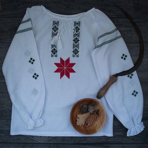 Alatyr white shirt