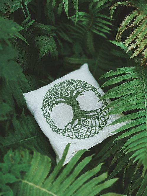 Yggdrasil pillow