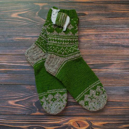 Traditional socks