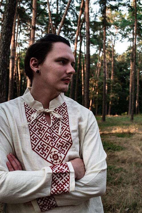 Slavic shirt Perun
