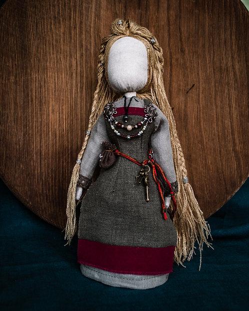 Oda viking doll