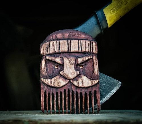 Woodsman comb