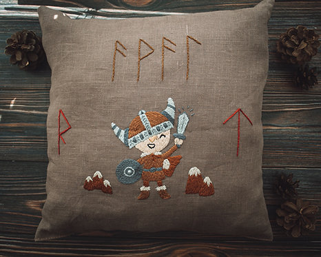 Protective pillow for children