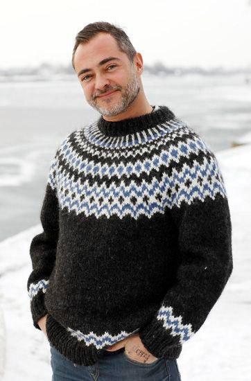 Sweater lopapeysa