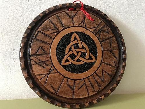 Slavic runes altar