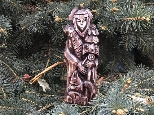 Mokosh Slavic goddess