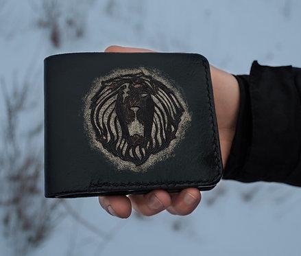 Lion wallet