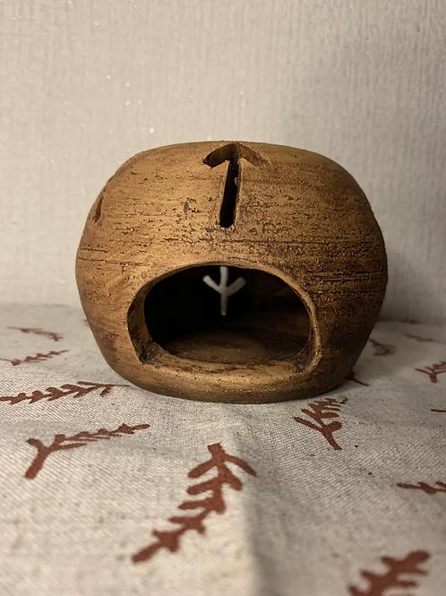 Runic aroma lamp