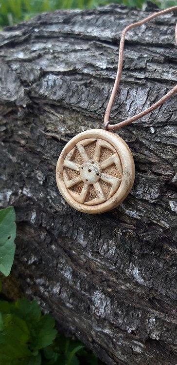 Kolovrat Pendant Woode