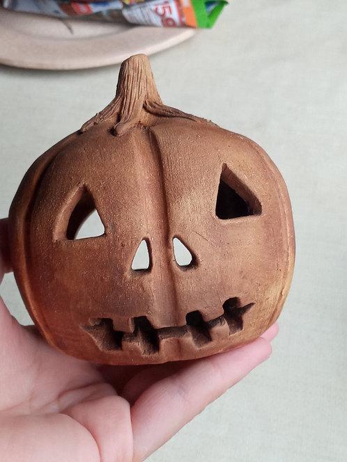 Pumpkin magic lamp