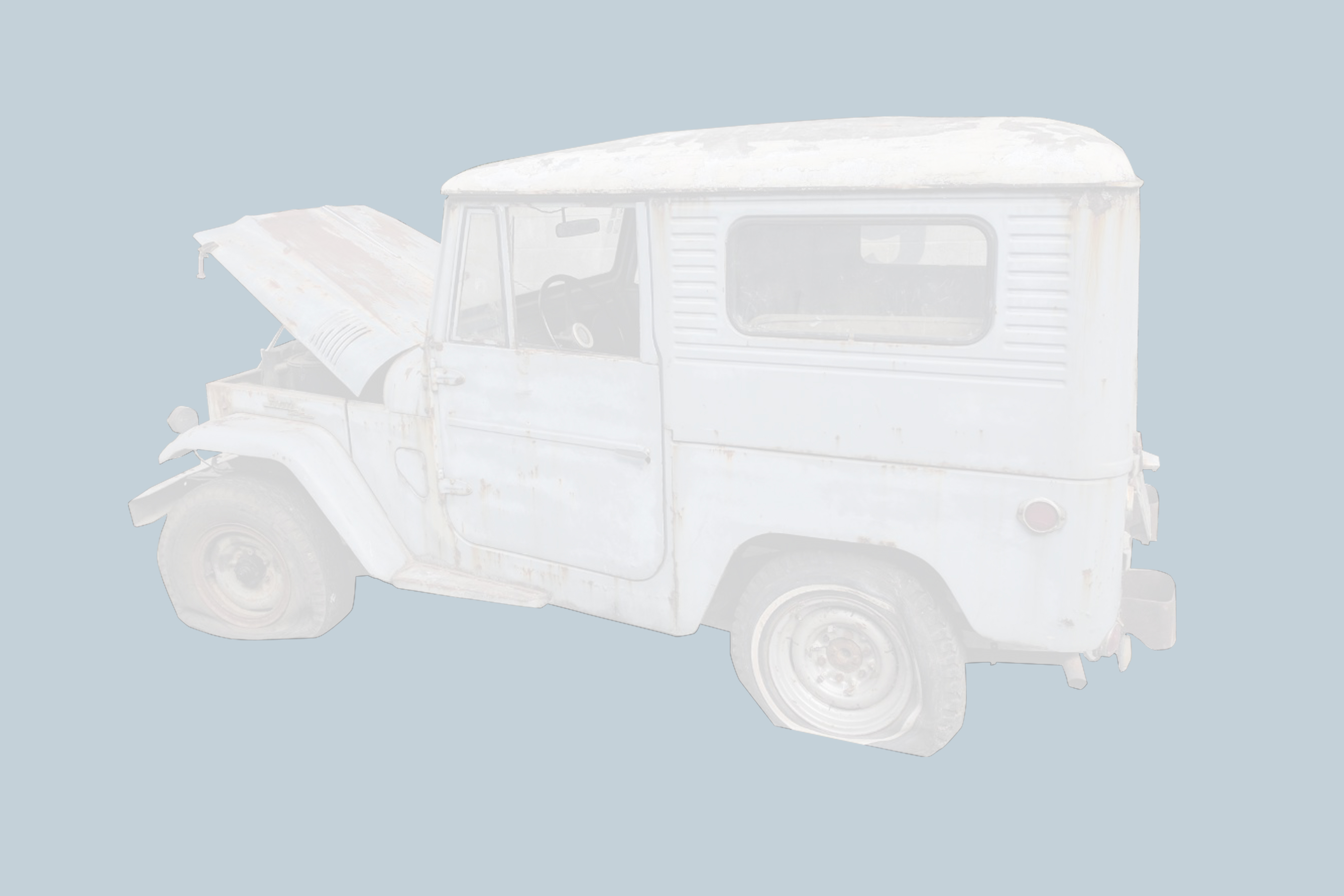 1964 FJ40