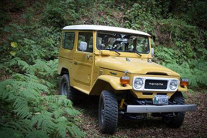 1980 Yellow FJ40