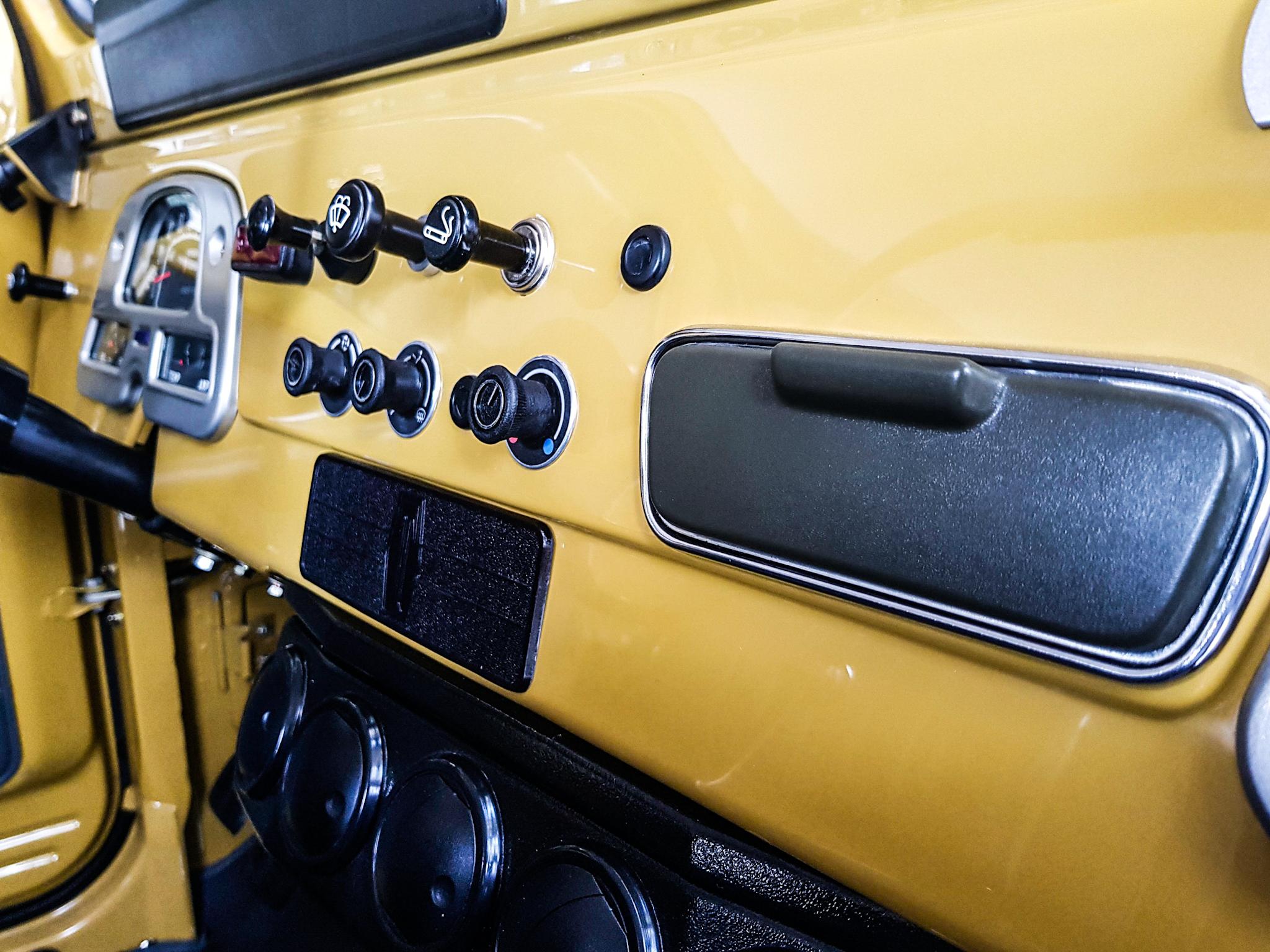 1980 Toyota Land Cruiser FJ40