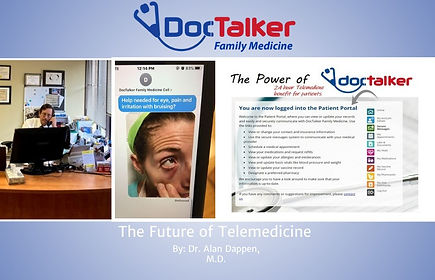 The Future of Telemedicine DocTalker