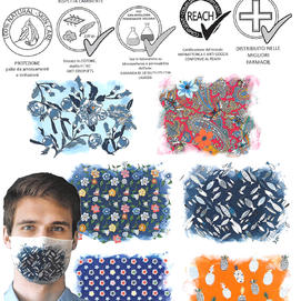 Adult Mask Patterns