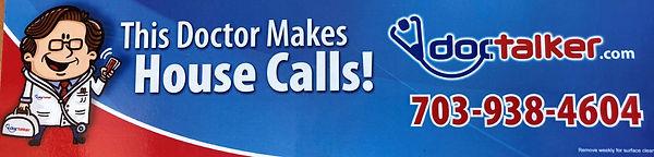 DocTalker House Calls Banner
