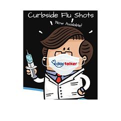 Curbside Flu Shots
