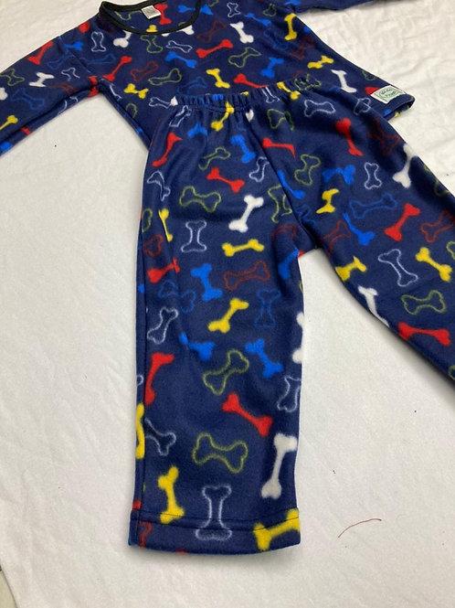 Pijama Soft Ossinho