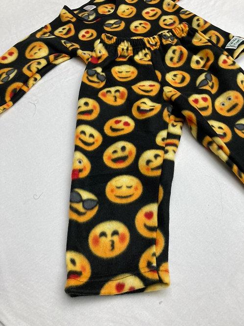 Pijama Soft Emoji