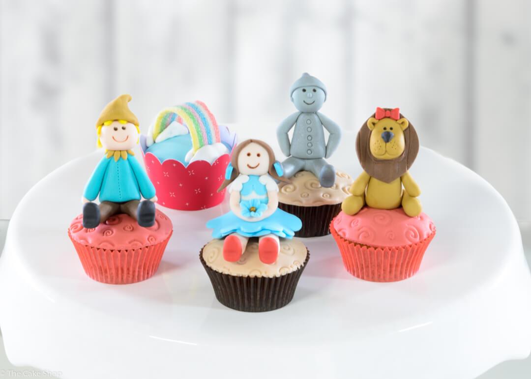 Cupcakes Mágico de OZ
