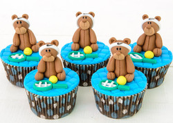 Cupcakes de Ursinhos