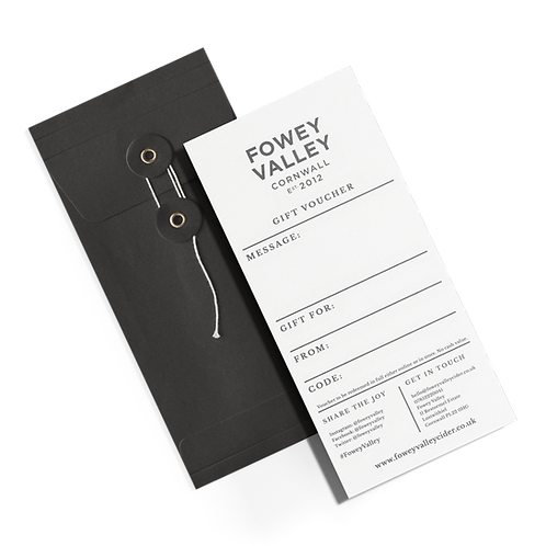 Fowey Valley Gift Voucher