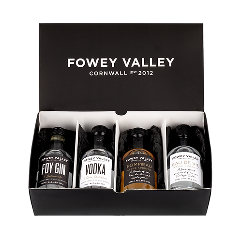 Fowey Miniatures Presentation Box