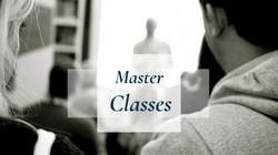 Master classes - banner