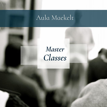 Master classes - banner - Instagram Post