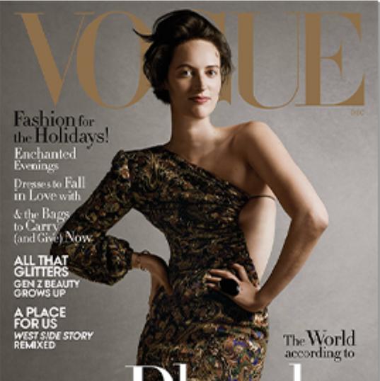Vogue, December 2019