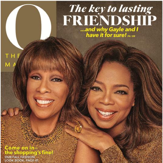 O Magazine, September 2019