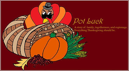 Pot Luck Play Script by Tim Pullen