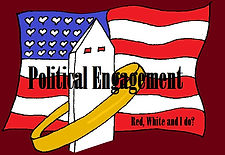 Political Engagment by Tim Pullen