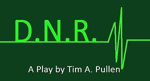 D.N.R. play script by Tim Pullen