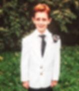 Young Corey Hudson