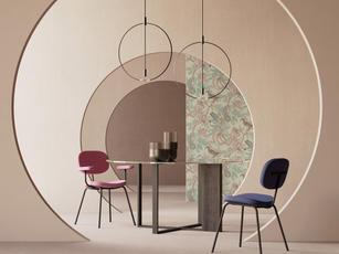 Voghera Chairs & Porto Table