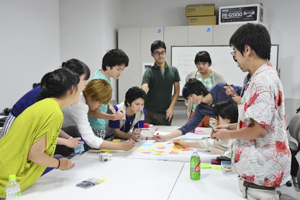 京都精華大学セッション