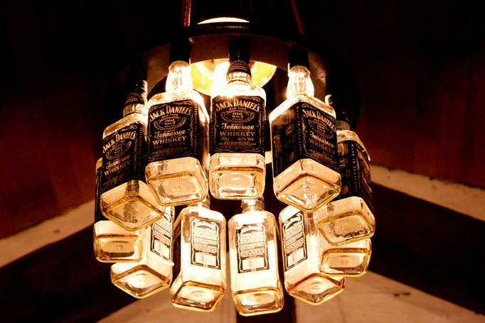 Lampa - handmade by Szymon Swoboda :)