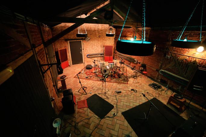 Live room 2 - 50 m2 - studio nagrań Vintage Records